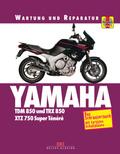Yamaha TDM 850 und TRX 850 XTZ 750 Super Tenere