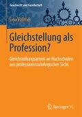 Gleichstellung als Profession?