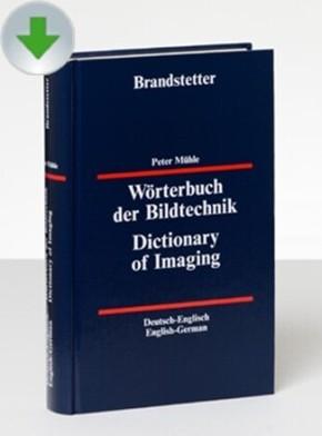 Wörterbuch der Bildtechnik Deutsch-Englisch / Englisch-Deutsch, CD-ROM
