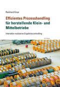 Effizientes Prozesshandling für herstellende Klein- und Mittelbetriebe