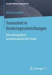 Teamarbeit in Kindertageseinrichtungen