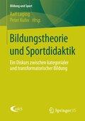 Bildungstheorie und Sportdidaktik