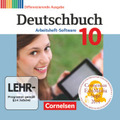 Deutschbuch, Differenzierende Ausgabe: 10. Schuljahr, Übungs-CD-ROM zum Arbeitsheft