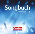 Songbuch, Neubearbeitung: 5 Audio-CDs