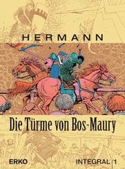 Die Türme von Bos-Maury, Integral - Bd.1