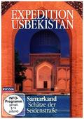 Expedition Usbekistan, 1 DVD