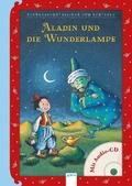 Aladin und die Wunderlampe, m. Audio-CD