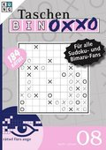 Binoxxo-Rätsel - Bd.8