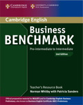 Business Benchmark, 2nd ed.: Pre-intermediate/Intermediate, BEC & BULATS, Teacher's Resource Pack