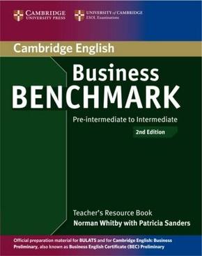 Business Benchmark, 2nd ed.: Pre-intermediate/Intermediate, BEC & BULATS, Teacher's Resource Pack