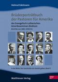 Der Geschichte ein Gesicht geben: Brüderporträtbuch der Pastoren für Amerika des Evangelisch-Lutherischen Amerikaseminars Breklum; .5