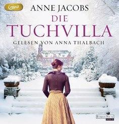 Die Tuchvilla, 2 MP3-CDs