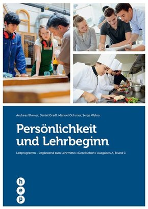 Persönlichkeit und Lehrbeginn