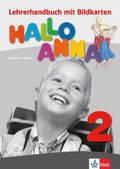 Hallo Anna: Lehrerhandbuch mit Bildkarten und Kopiervorlagen und CD-ROM; .2