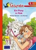 Ein Pony in Pink - Leserabe 1. Klasse - Erstlesebuch für Kinder ab 6 Jahren