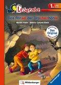 Das Rätsel der Drachenhöhle - Leserabe 1. Klasse - Erstlesebuch für Kinder ab 6 Jahren