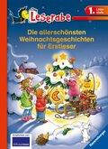 Die allerschönsten Weihnachtsgeschichten für Erstleser