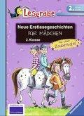 Neue Erstlesegeschichten für Mädchen  - Leserabe, 2. Lesestufe