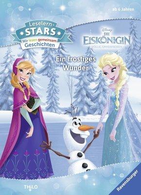 Disney Die Eiskönigin Ein frostiges Wunder
