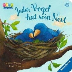 Jeder Vogel hat sein Nest - PAPP-Bilderbücher