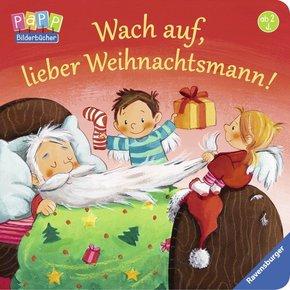 Wach auf, lieber Weihnachtsmann!