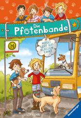 Die Pfotenbande, Band 4: Mogli geht auf Klassenfahrt; .