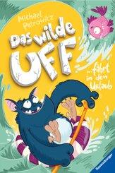 Das wilde Uff, Band 2: Das wilde Uff fährt in den Urlaub; .