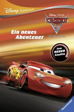 Disney Kinderbuch Cars 3: Ein neues Abenteuer