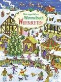 Mein superdickes Wimmelbuch: Weihnachten