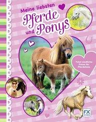 Meine liebsten Pferde und Ponys