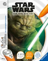 tiptoi®: Star Wars™ - Der Weg der Jedi