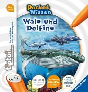 tiptoi® Wale und Delfine - tiptoi® Pocket Wissen