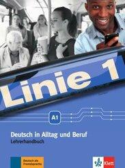 Linie 1: Lehrerhandbuch A1