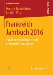 Frankreich Jahrbuch 2016