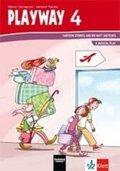 Playway ab Klasse 1, Ausgabe HH, NW, RP, BW, BE, BB ab 2008: 4. Schuljahr, DVD (auch für Nordrhein-Westfalen)