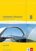 Lambacher-Schweizer, Ausgabe Baden-Württemberg ab 2014: 8. Schuljahr, Arbeitsheft