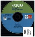 Natura, Biology for Bilingual Classes, S II: Evolution, CD-ROM