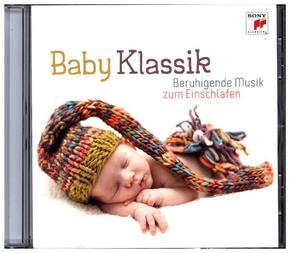 Baby Klassik, 1 Audio-CD