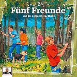 Fünf Freunde und die verlassene Jagdhütte, 1 Audio-CD