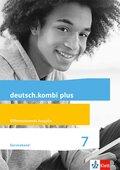 deutsch.kombi Plus, Differenzierende Ausgabe: 7. Schuljahr, Lehrerband mit CD-ROM und Audio-CD