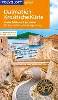 POLYGLOTT on tour Reiseführer Dalmatien, Kroatische Küste
