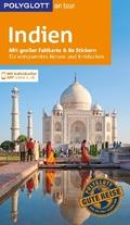 POLYGLOTT on tour Reiseführer Indien