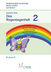 Myrtel und Bo: Deutsch Lernstufe 2: Das Buch des Regenbogens, Arbeitsheft 2