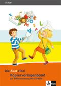 Die Auer Fibel, Ausgabe Bayern (2014): 1. Schuljahr, Kopiervorlagenband zur Differenzierung mit CD-ROM