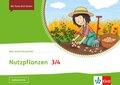 Mein Indianerheft: Nutzpflanzen 3/4