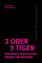 2 oder 3 Tiger