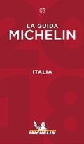 Michelin Italia 2018