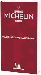 Michelin Belgie, Belgique & Luxembourg 2018