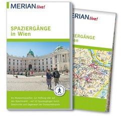 MERIAN live! Reiseführer Spaziergänge in Wien