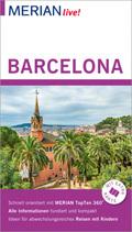 MERIAN live! Reiseführer Barcelona